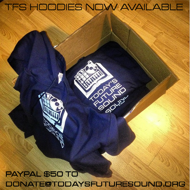 TFS hoodies TEXT