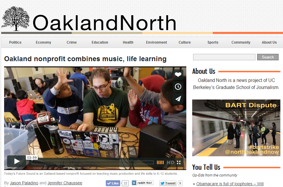 Oakland North