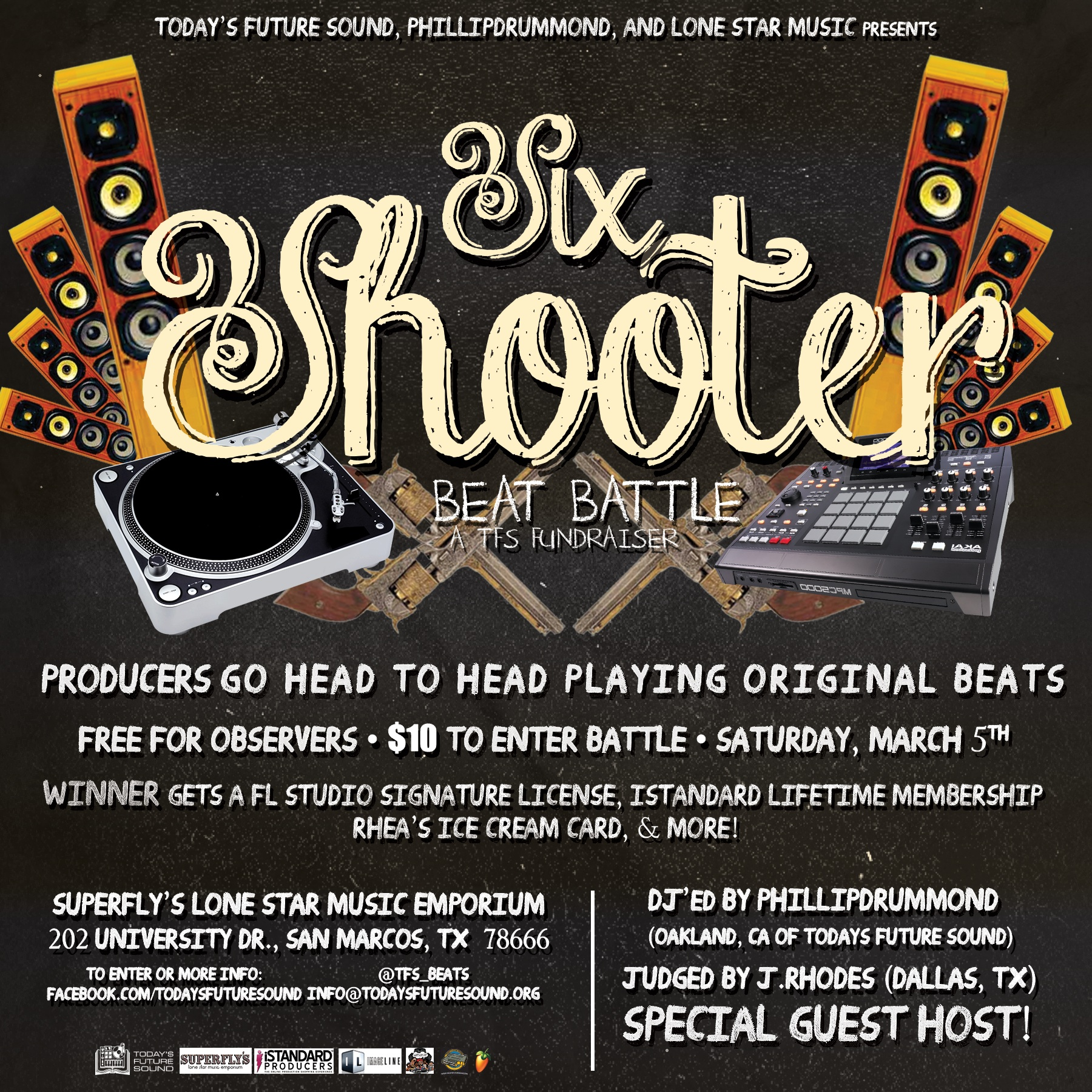 6Shooter draft web